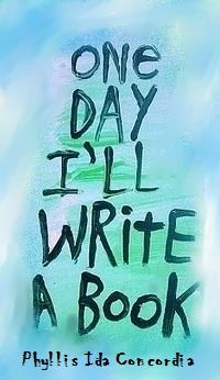 I'm An Artist... I'm A Writer... I'm An Artist... I'm A Writer